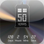 Countdown - Doctor Who 50th anniversary edition