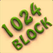 1024 Block Busters - Best math puzzle game