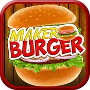 Cook Burger Dash Fever For Kids