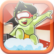 Cool Monster Surfers: High Flying Boards Extreme