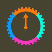 Crazy Wheel Gear - Color Dial