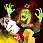 Lucky Witch Roulette Table of Odds - PRO - Halloween Casino Fortune Wheel lucky