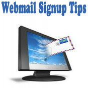 "Webmail Signup Tips - for ""1st Time Hotmail Users""!! mindspring webmail"