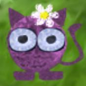 Cats, Flowers & Labyrinth mini