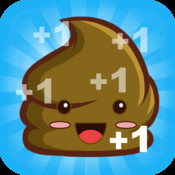 Crazy Poo Clicker - Click Dash Mania