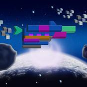 Qube Invader - Universe and Planet Arcade Game
