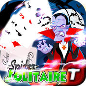 Vampire Blitz Season Haunted Fairway Halloween Saga Monster Classic Fever Spider Solitaire Free HD - Witch Edition