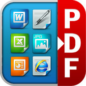 Converter - convert Image Files & Office Documents & Web Pages to PDF image files