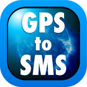 GPS to SMS 2 - Share GPS location (Coordinates and postal Address) via SMS E-Mail & Messenger and show GPS Device Data sms mail calendar