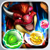 Dragons Clash - Free Multiplayer Match 3 Puzzle Game