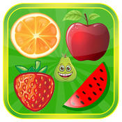 Funny Fruit - Connect Flow Fruit Candy fight mania