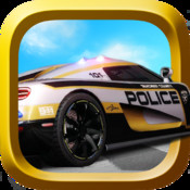Action School Mad Cop vs Extreme Robber Chase HD FREE!