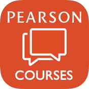 Pearson LearningStudio Courses for iPhone view many different