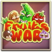Fruits War crush fight fruits