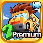 Alphabet Car 2 HD Premium