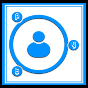 Social Networking Frame facebook social networking