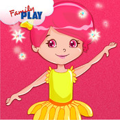 Ballerina Kids Math Mania: Basic Addition, Subtraction, Math Counting, Missing Numbers and More