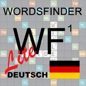 D Words Finder/WF Deutsch/German Lite - find the best words for Wordfeud, crossword and cryptogram
