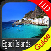 Egadi Islands HD - Nautical Chart