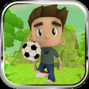 3D World Football Juggling – Super Soccer Ball Control Training FREE by Sunny Games