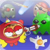 Birds Vs Angry Aliens Free Game