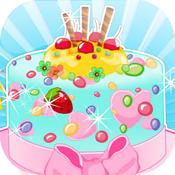 Birthday Cake Cooking—Cake Maker Game