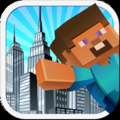 Block City - Mine Mini Pixel Racing