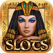 Cleopatra Slots Rising Way Win Slotmachine Pharaoh`s Golden Pyramid of Egypt