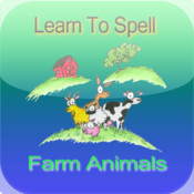 Learn To Spell - Farm Animals