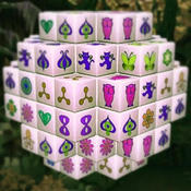 3D Mahjong Solitaire - Connect Matched Tiles & Crush