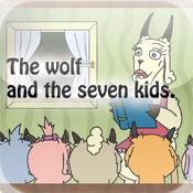 The wolf and the seven kids illustrated audiobook