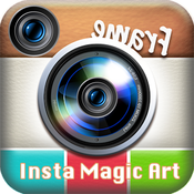Insta Magic Art - Photo Collage Editor - Photo Art Studio