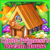 Little princess`s dream house