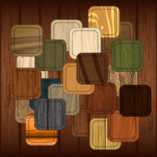 Wallpaper Maker - Wooden Style