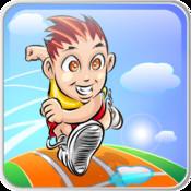 Run Run Run to Goal!!! ~ Fingerman run application