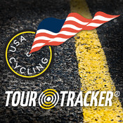 USA Cycling Pro Championships Tour Tracker