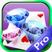 Super Diamond Pocket Solitaire 2 Pro pocket