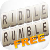 Riddle Rumble FREE- Learn And Scramble English Vocabulary rumble