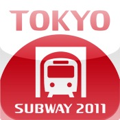 ekipedia Subway Map Tokyo 2011 (Subway Guide) subway surfers