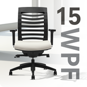 WPF 2015 Catalog black office furniture