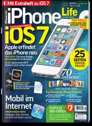 Kiosk der iPhone Life iphone