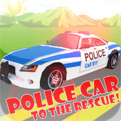 Police Car To The Rescue!