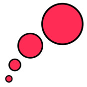 Super Red Dot Jumper - Make the Bouncing Ball Jump, Drop and then Dodge the Block