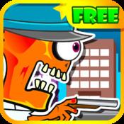Zombie Cop City Trip : Free
