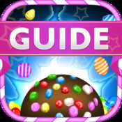 Guide For Candy Crush Saga! candy crush saga