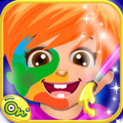 BABY PAINT– Makeup your Baby Face with High Fashion & Top Design Treatment