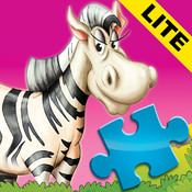 Happy Bernard`s puzzles for kids. Musical instruments.