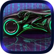 Action Neon Rising - Final War Racing Battle