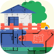 Home Designer - for floor plan & interior design home design house plan