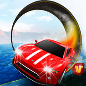 Extreme Car Driving Simulator 3D - Crazy Car Stunts on Hill top roads